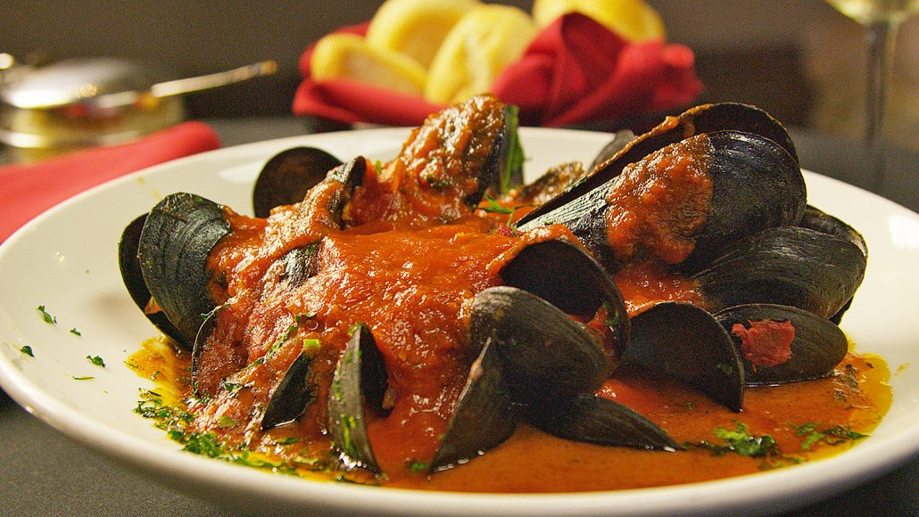 Bottos Restaurant Catering Menu