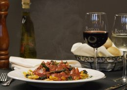 Botto's Italian Line Restaurant