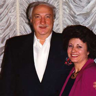 Catherine and Robert Botto